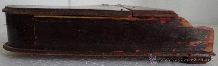 Juguetes antiguos y Juegos de colección: PIANA DE JUGUETE EN MADERA - XXX 153 - Foto 10 - 42979349