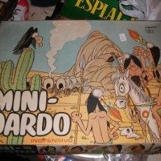 Juguetes antiguos y Juegos de colección: JUGUETE VINTAGE MINI DARDO. Lote 46830883