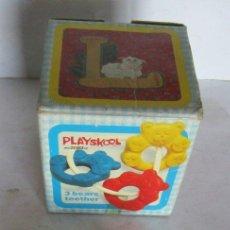 Juguetes antiguos y Juegos de colección: SONAJERO PLAYSKOOL, EN CAJA. CC. Lote 46885824