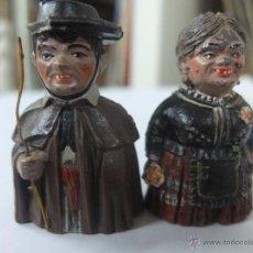 Juguetes antiguos y Juegos de colección: ANTIGUA FIGURAS DE PLASTICO . Lote 46915095