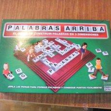 Juguetes antiguos y Juegos de colección: JUEGO EDUCATIVO PALABRAS ARRIBA. Lote 47306018