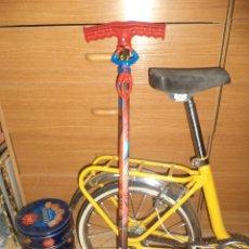 Juguetes antiguos y Juegos de colección: SALTADOR INFANTIL - SPIDERMAN MARVEL-. Lote 47330074