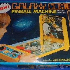 Juguetes antiguos y Juegos de colección: GALAXY COMAT - PINBALL ¡AÑOS 70!. Lote 47527344