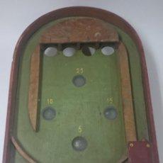 Juguetes antiguos y Juegos de colección: PINBALL ANTIGUO FLIPPER OLD ANTICO VINTAGE. Lote 47584637