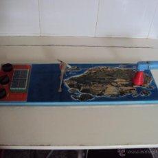 Juguetes antiguos y Juegos de colección: ANTIGUO HELICOPTERO DE SALVAMENTO (LEER BIEN LA DISCRIPCION). Lote 47776914