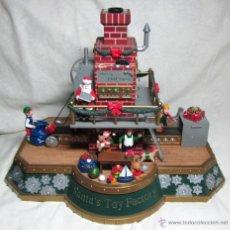 Juguetes antiguos y Juegos de colección: JUGUETE DE NAVIDAD MOVIL MR. CHRISTMAS. Lote 48389654