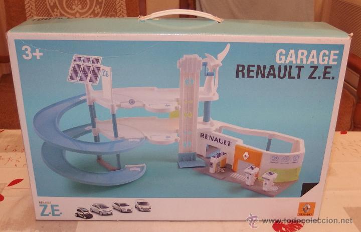 Garage Renault Zerenault Toysnorevcaja Ori Buy Other Old Toys