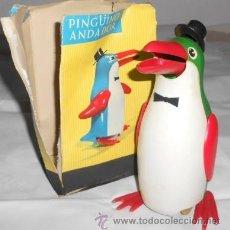 Juguetes antiguos y Juegos de colección: PINGÜINO ANDADOR. Lote 48520289