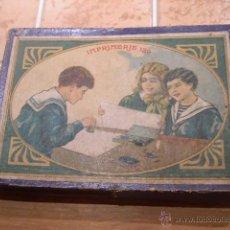 Juguetes antiguos y Juegos de colección: IMPRENTILLA ANTIGUA. Lote 49060018