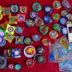 Juguetes antiguos y Juegos de colección: POKEMON / NINTENDO LOTE VARIADO VER FOTOS. Lote 49103307