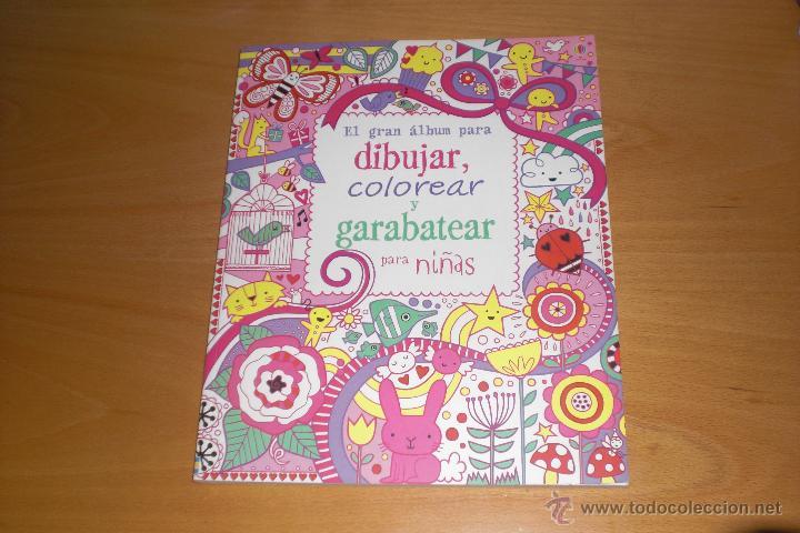 libro infantil-juvenil para colorear y garabate - Comprar en ...