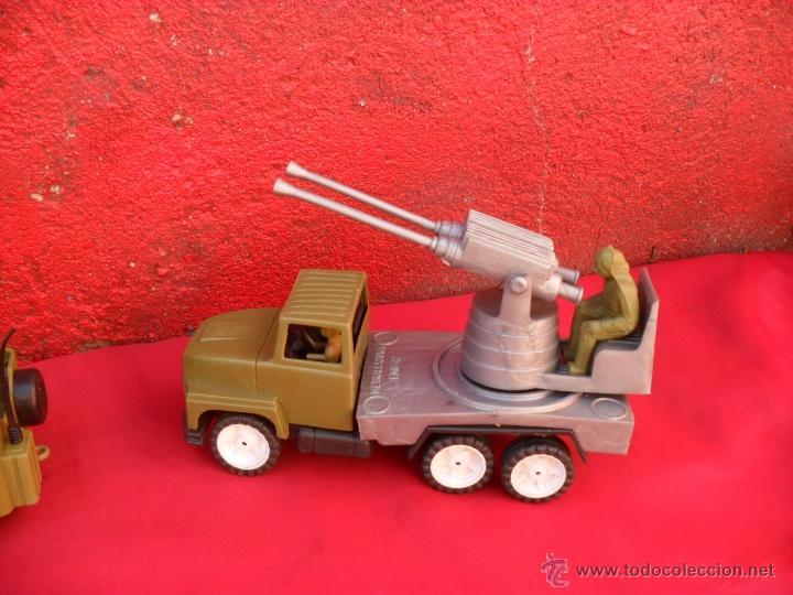 plasticos Juguete kiosco Y Zaragoza Largos Camiones Años 80 70 Vam Jeep Lote 15 Cm 18 67Yyvbfg