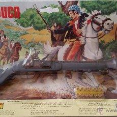 Juguetes antiguos y Juegos de colección: TRABUCO FAR-MEN REF-18. Lote 49539564