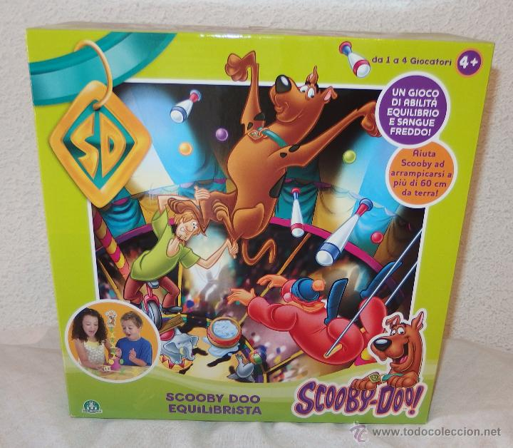 Scooby Doo Equilibrista Caja Original A Estrena Buy Other Old Toys