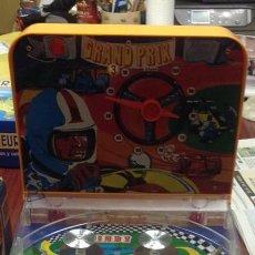 Juguetes antiguos y Juegos de colección: FLIPPER JUNIOR - BILLARIN ELECTRICO GRAN PRIX - CON SU CAJA - FUNCIONANDO PERFECTAMENTE. Lote 49883759