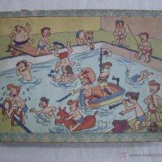 Juguetes antiguos y Juegos de colección: ANTIGUO ROMPECABEZAS, PRIMER CUARTO DEL SIGLO XX. Lote 50078239