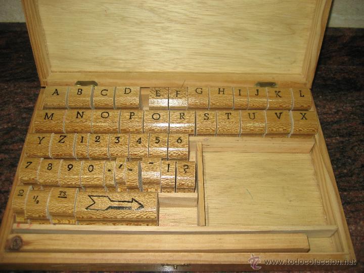 Juguetes antiguos y Juegos de colección: ROTULADORA COMERCIAL FLEX IMPRENTILLA. - Foto 2 - 50235214