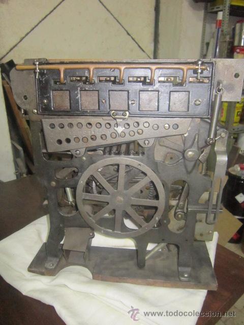 Juguetes antiguos y Juegos de colección: Espectacular máquina de juegos marca Caille en funcionamiento. - Foto 7 - 37614790