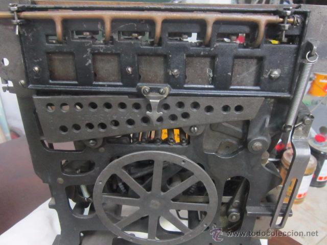 Juguetes antiguos y Juegos de colección: Espectacular máquina de juegos marca Caille en funcionamiento. - Foto 8 - 37614790