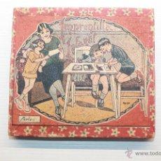 Juguetes antiguos y Juegos de colección: IMPRENTILLA INFANTIL AÑOS 40. Lote 50556591
