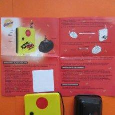 Juguetes antiguos y Juegos de colección: ALARMA ESPIA COLA CAO. Lote 50612244