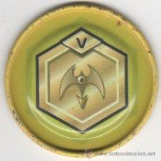 Jouets Anciens et Jeux de collection: COLECCIÓN TAZOS MAGIC BOX INT. MEDABOTS METAL RAPPERS TAZO METÁLICO CAPS POGS NÚMERO 68 V ANIME. Lote 50671919