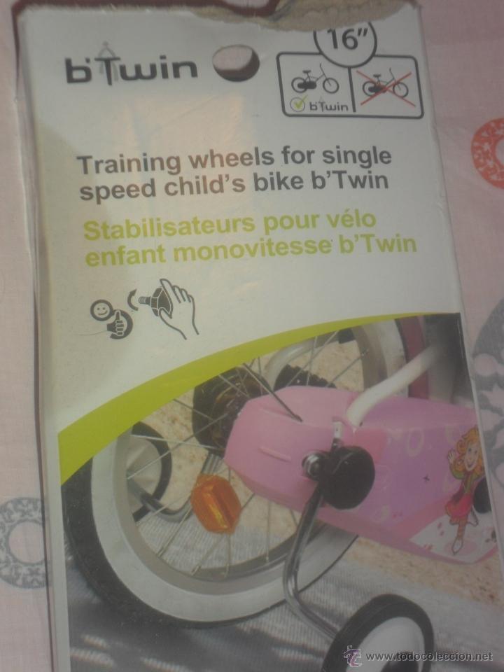 c1af94acf ruedines bicicleta b twin 16   - Comprar en todocoleccion - 50959825