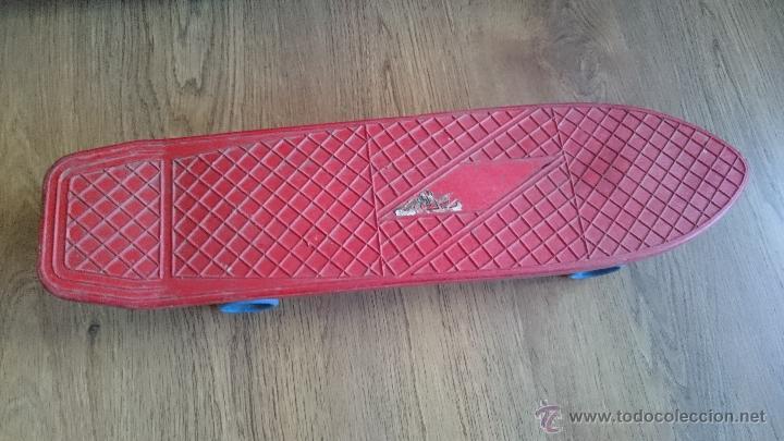 Juguetes antiguos y Juegos de colección: Antiguo monopatin Skateboard años 70s 80s Similar a Sancheski Santa cruz Powell Peralta SK8 - Foto 5 - 51404576