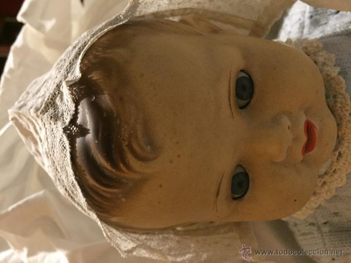 Juguetes antiguos y Juegos de colección: Antiguo gorrito de bebé - Foto 2 - 51457292