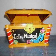 Juguetes antiguos y Juegos de colección: COFRE MUSICAL . Lote 51649314
