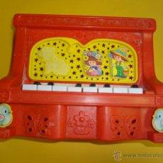 Juguetes antiguos y Juegos de colección: PIANO DE JUGUETE MUSICAL - REIG. Lote 52376428