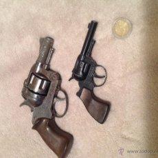 Revólveres marca Gonher y JDAL para fulminantes