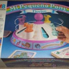 Juguetes antiguos y Juegos de colección: MI PEQUEÑO PONY TIO VIVO. Lote 52562373