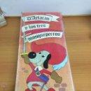 Juguetes antiguos y Juegos de colección: DISFRAZ DE DARTACAN Y LOS TRES MOSQUETEROS DE MAFISA AÑOS 80 SIN USAR DÁRTACAN MOSQUETERO . Lote 53073787