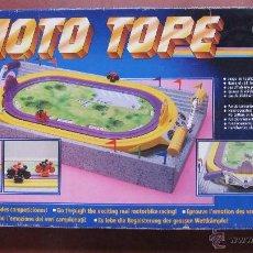 Juguetes antiguos y Juegos de colección: MOTO TOPE. COMANSI. COMPLETO. SIN ABRIR.. Lote 128292954