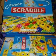 Juguetes antiguos y Juegos de colección: SCRABBLE. JUNIOR . Lote 53353215