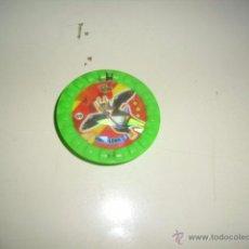 Juguetes antiguos y Juegos de colección: TAZOS POKEMON MATUTANO ROKS TAZO NUMERO 9. Lote 53397831