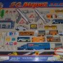 Juguetes antiguos y Juegos de colección: AIRPORT PLAY SET - AEROPUERTO. Lote 106653304