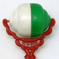 Juguetes antiguos y Juegos de colección: SONAJERO BEBÉ PLÁSTICO AÑOS 60. Lote 53549681