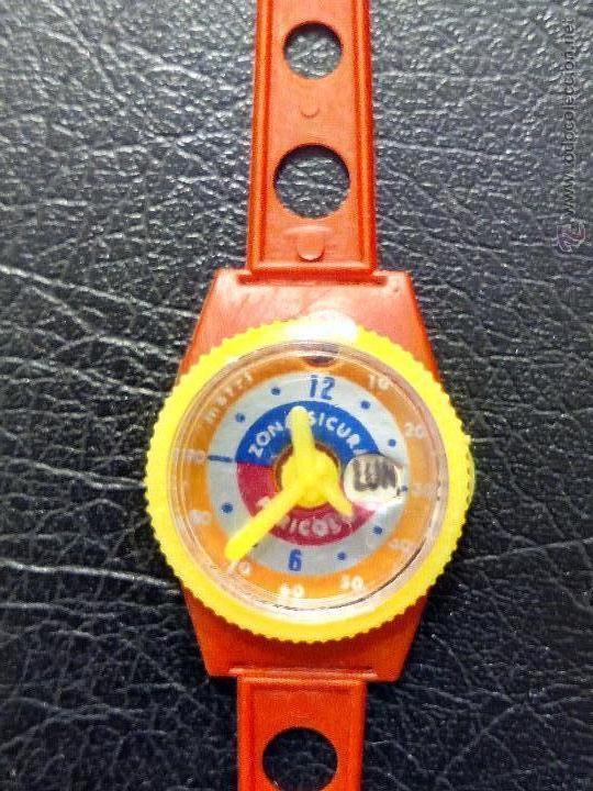 De Niño Kiosko 70 80 Reloj Años Plástico 2HDE9I