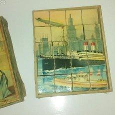 Juguetes antiguos y Juegos de colección: ROMPECABEZAS AÑOS 30. Lote 53681690
