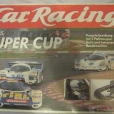 Juguetes antiguos y Juegos de colección: CAR RACING 40105 SUPER CUP. Lote 53842191