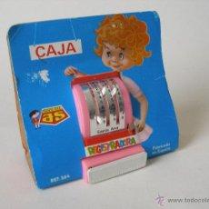 Juguetes antiguos y Juegos de colección: CAJA REGISTRADORA JUGUETES SANTA ANA AÑOS 60. Lote 81260531