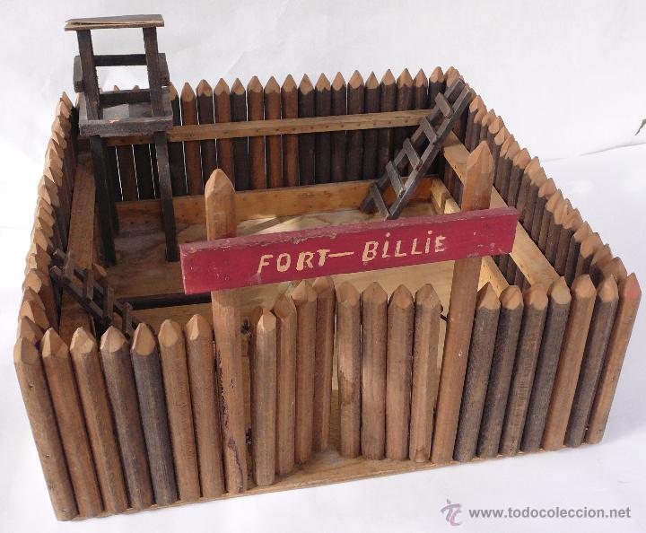 Antiguo fuerte del oeste de madera fort billi comprar - Pegamento fuerte para madera ...