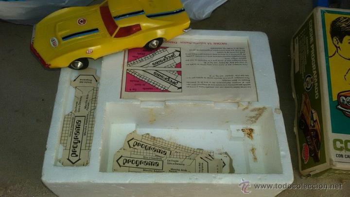 Juguetes antiguos y Juegos de colección: coche programado - Foto 2 - 54626292