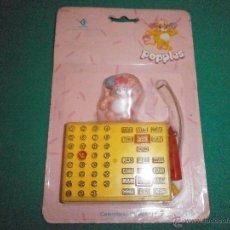 Juguetes antiguos y Juegos de colección: POPPLES AÑO 1988 MARCA BUSQUETS CALENDARIO PERPETUO. Lote 54653771
