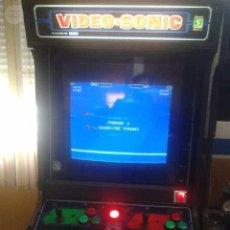 Juguetes antiguos y Juegos de colección - RECREATIVA ARCADE VÍDEO SONIC 25 - 54954665