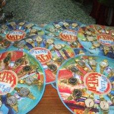 Juguetes antiguos y Juegos de colección: LOTE DE 96 RELOJES ,EN TOTAL 8 CARTONES. Lote 54996758