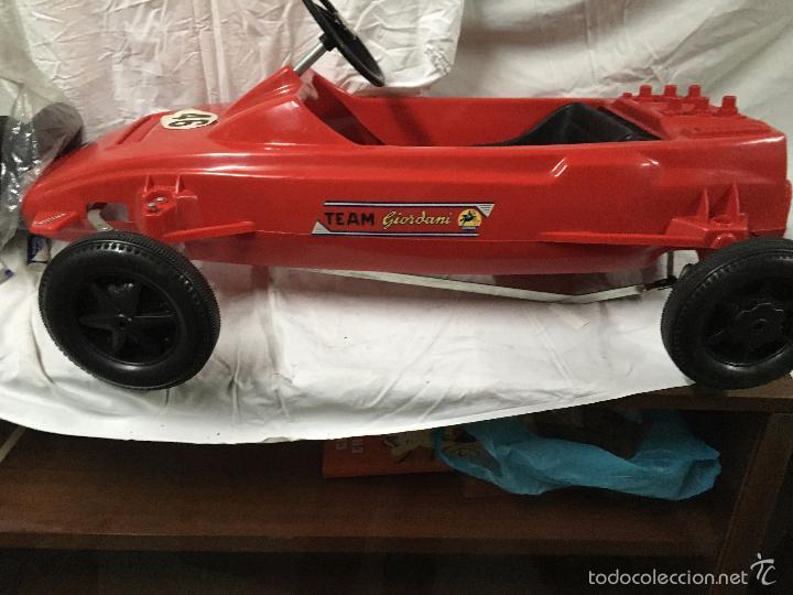 Venta Giordani 70Coche PedalesSin A Vendido Años En Ferrari H2IeYWED9