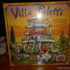 Juguetes antiguos y Juegos de colección: VILLA PALETTI BIZAK NUEVO PRECINTADO. Lote 55139187